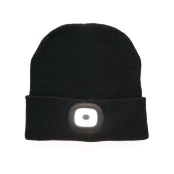 bonnet avec lumière intégr