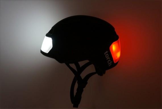 casque torch avec eclairage