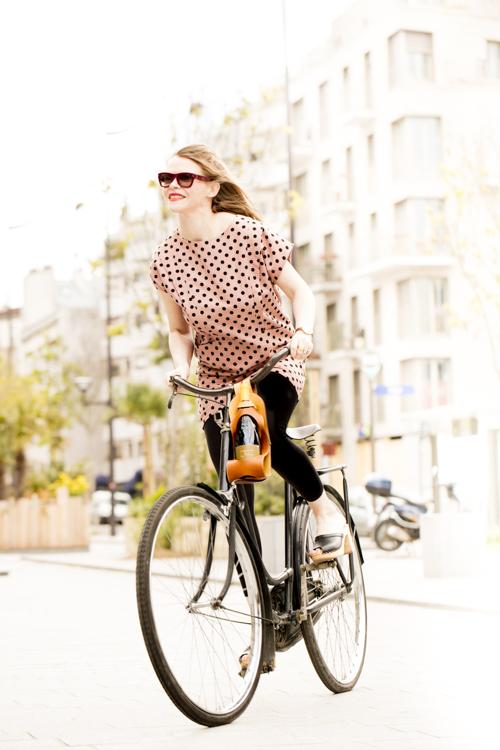 La Bouclée a vélo